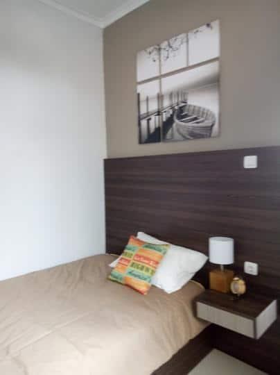 Tipe 90 - interior bedroom 1
