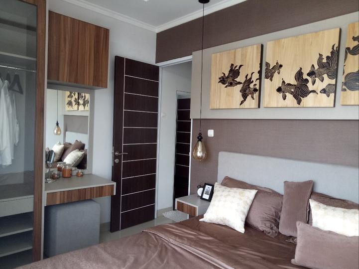 Tipe 90 - interior bedroom 3