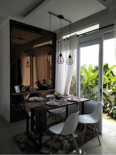 Tipe 90 - interior dining room