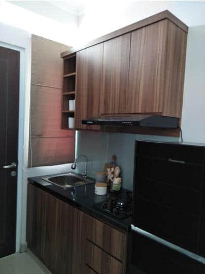Tipe 90 - interior kitchen