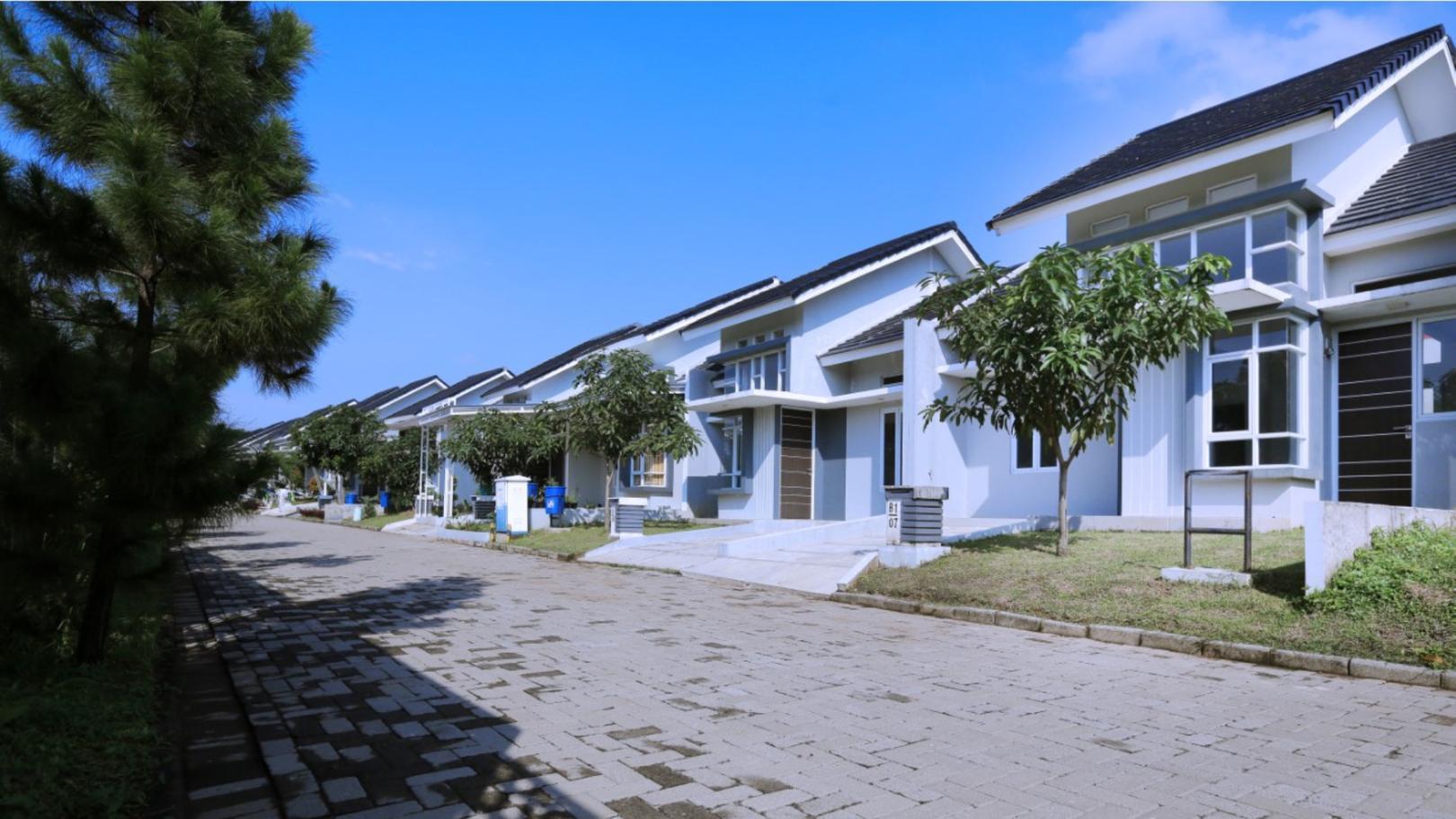 View 3 lingkungan Samira Residence